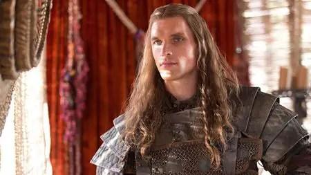 Ed Skrein was hired to play Daario Naharis in the final three episodes of Game of Thrones season 3.