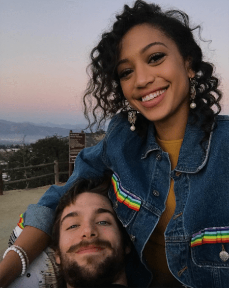 Dylan Spraberry and Samantha Logan were involved in a long relationship.