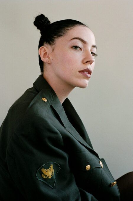 Bishop Briggs did not own much luck with her former boyfriend she was dating for a while.