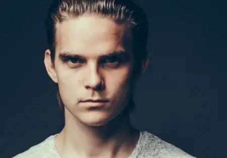 Vikings star Marco Ilsø was just 14 when he began acting.
