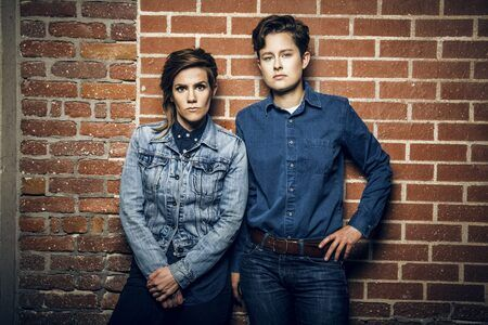Cameron Esposito was married to her former wife Rhea Butcher.