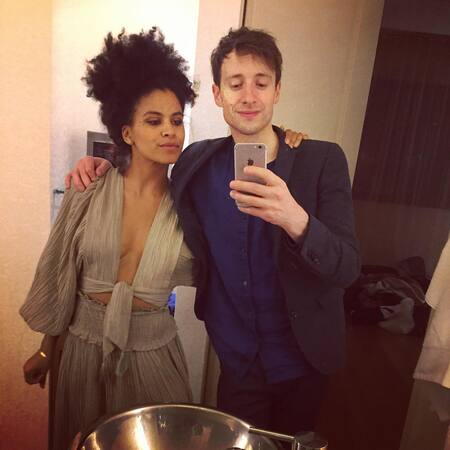 Girlfriend and boyfriend duo Zazie Beetz and David Rysdahl are extremely supportive of each other.
