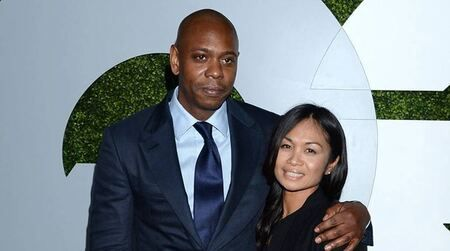 Elaine Chappelle gradually fell in love with her future husband Dave Chappelle.