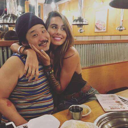 Khalyla Kuhn and Bobby Lee were not serious about their relationship in the beginning.