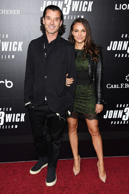 Gavin Rossdale and his girlfriend Natalie Gilba are dating since 2019.