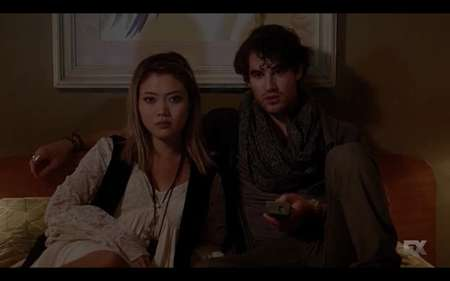 Jessica Lu appeared in American Horror Story: Hotel.