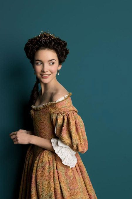 Maddison Jaizani played the character of Sophie in the show Versailles.