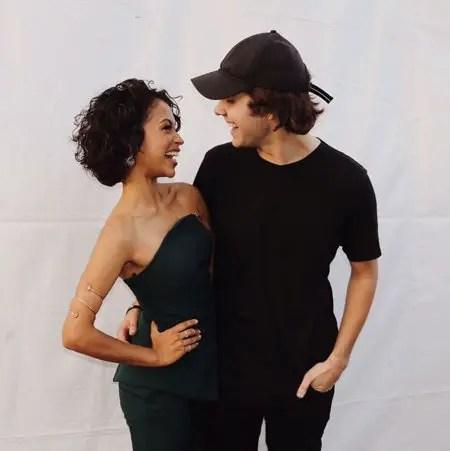 Daniel Dobrik and Liza Koshy started dating late 2015.