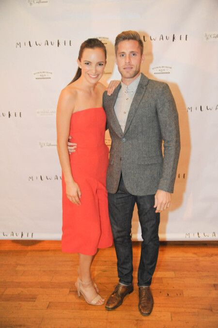 Jodi Balfour is dating her boyfriend Alex Ashbaugh; they're in a relationship since 2013.