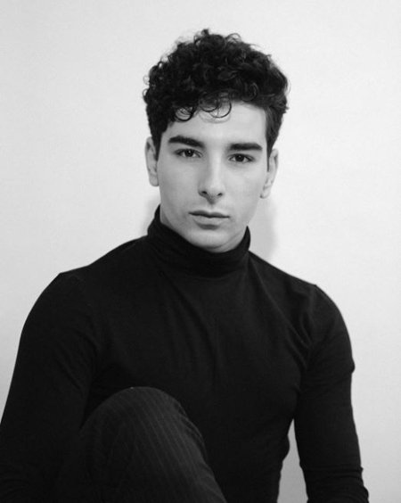 Fares Landoulsi started his acting career at the age of seven after a little push from his mother.