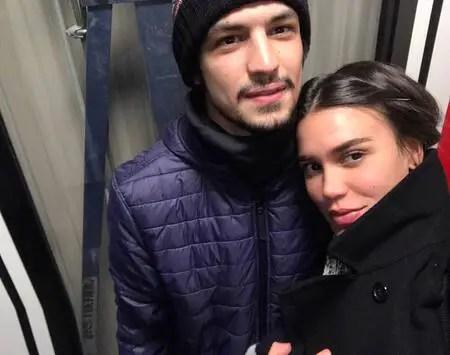 Carla Salle is dating her boyfriend Gabriel Leone.