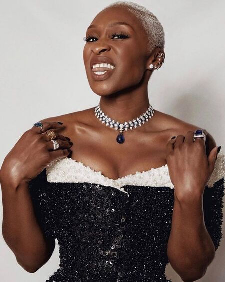 Cynthia Erivo's net worth is estimated to be $2 million.