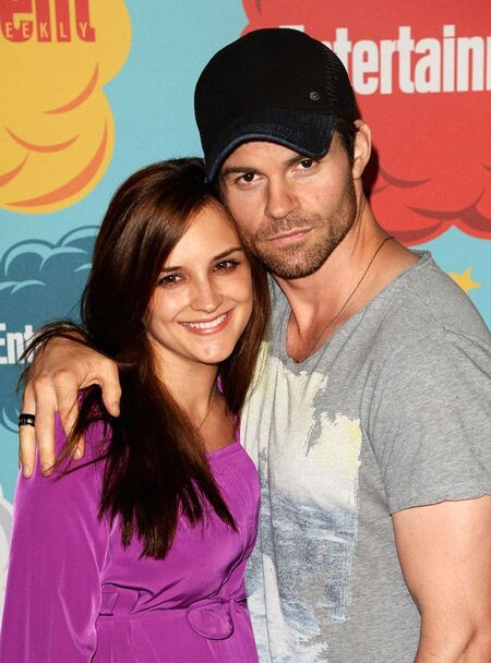 Daniel Gillies was married to his former wife Rachael Leigh Cook for 15 years.
