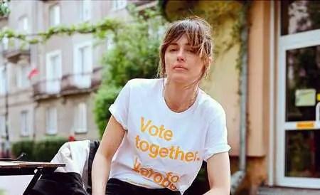 Agnieszka Grochowska is 40 years old, she is an award winning Polish actress.