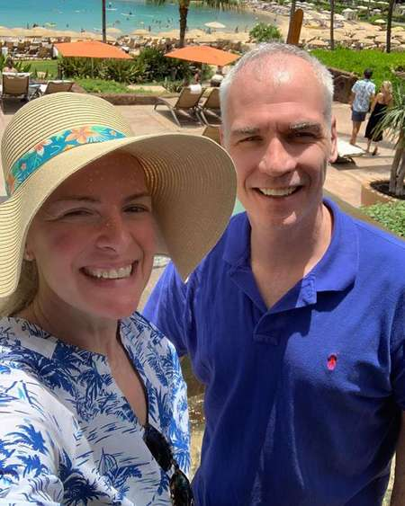 Janice Dean is married to her husband Sean Newman for over a decade now.