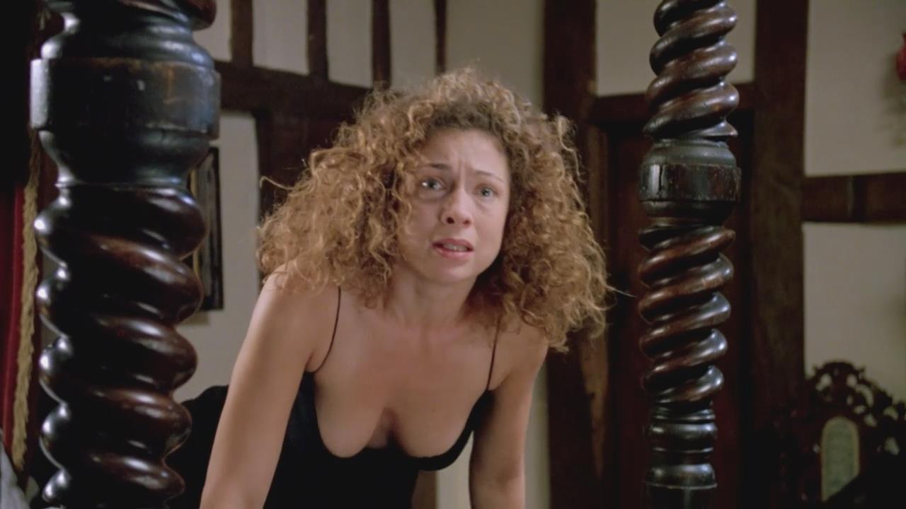 Alex kingston in croupier - 1 part 4