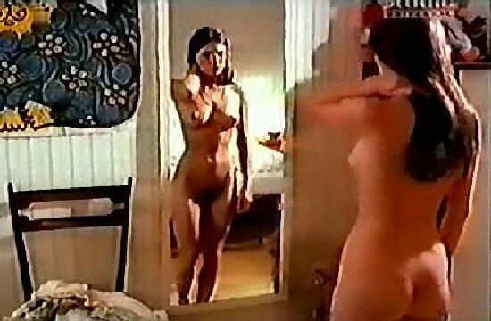 Barbara Magnolfi  nackt
