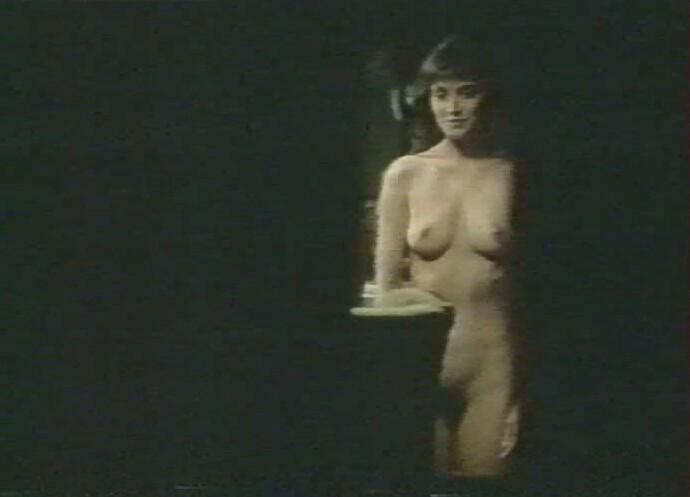 Cécile Pallas  nackt