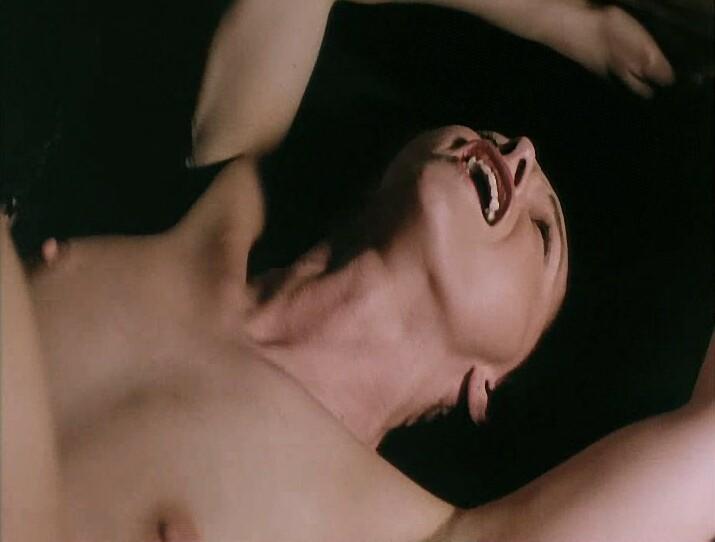 Naked lesbian orgy