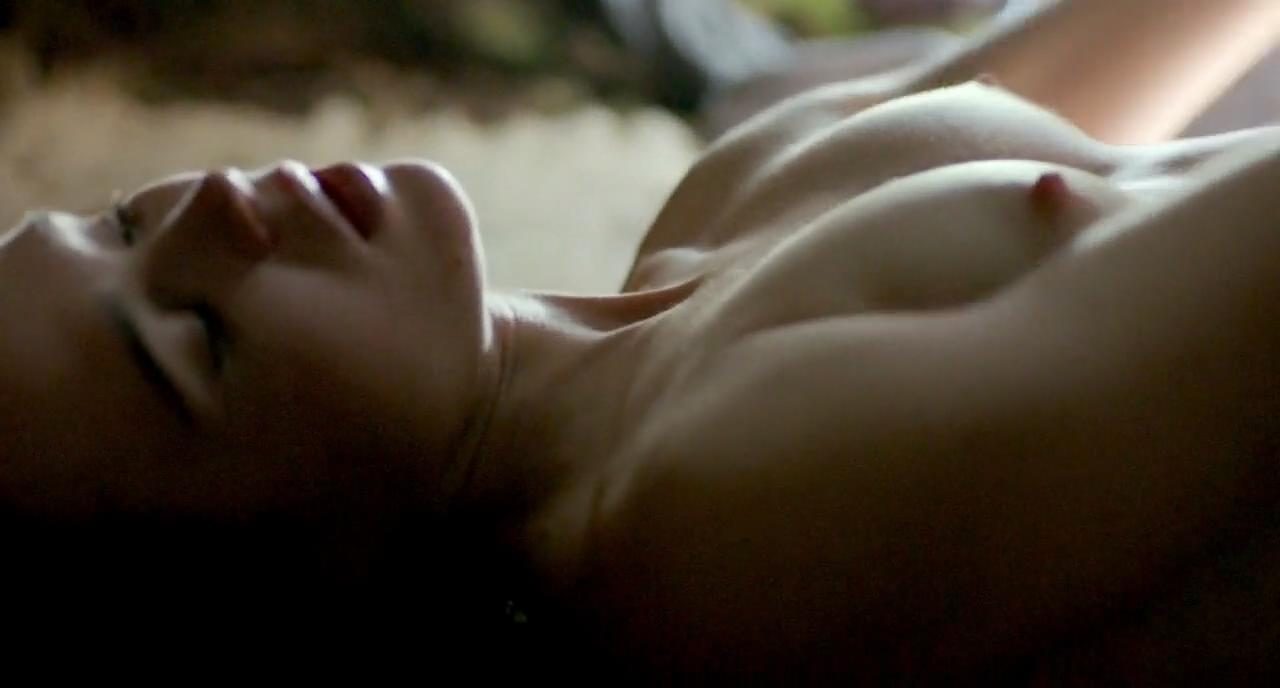 image Ellen page topless into the forest