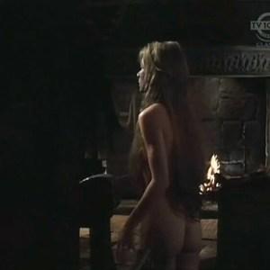 Gorgeous seductive naked lesbians