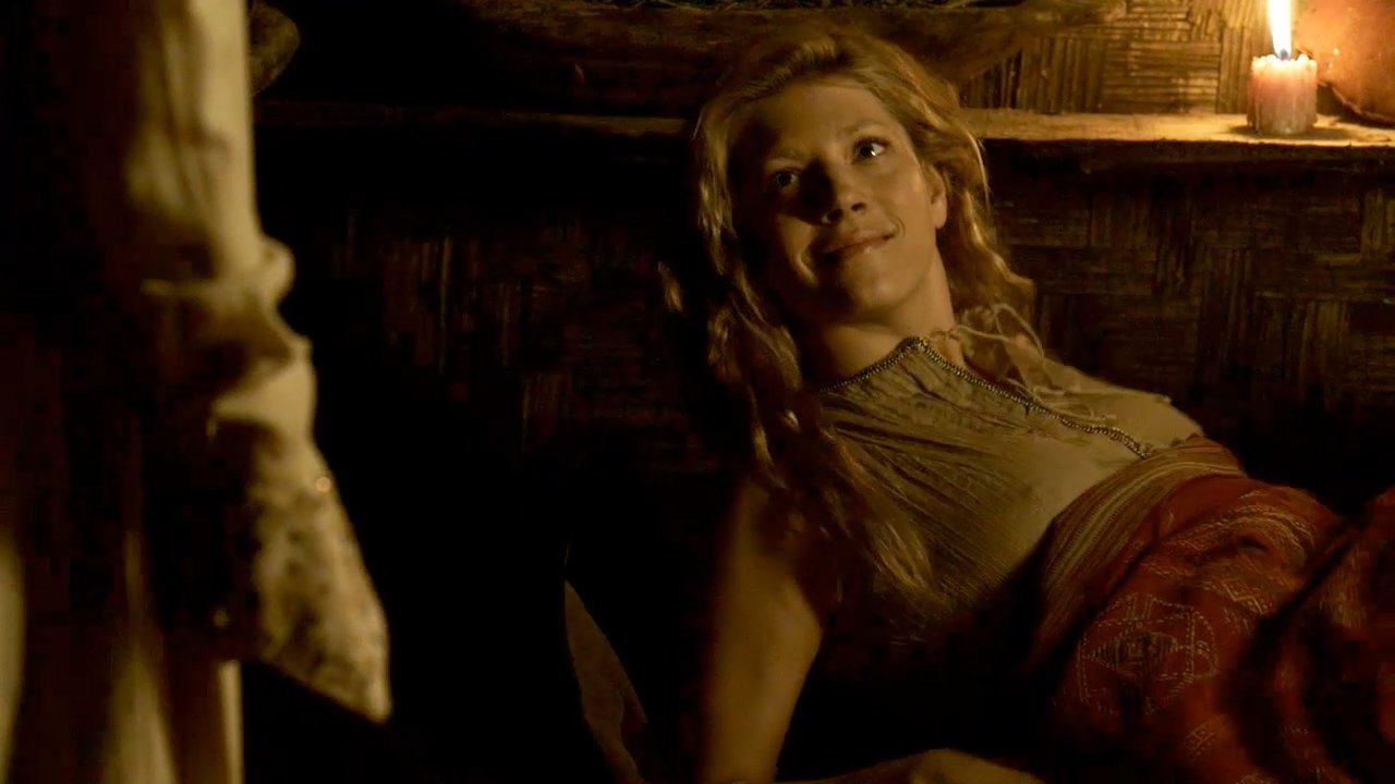 Everything, katheryn winnick vikings scene commit