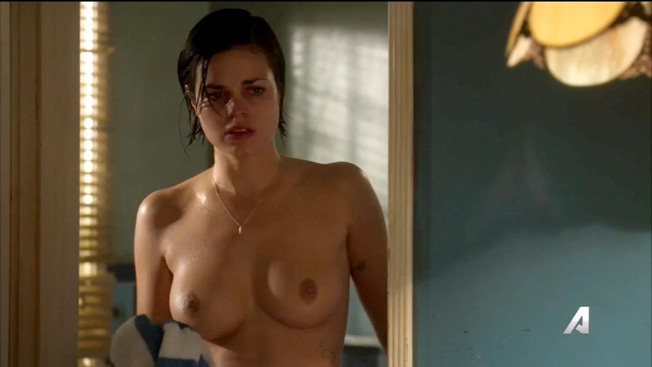 Alexia rae castillo nude boobs and nipples in kingdom series - 4 8