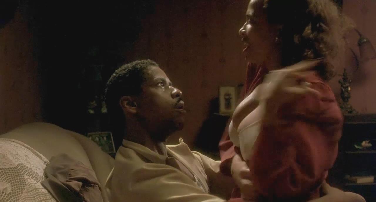 Lisa nicole carson sex scene