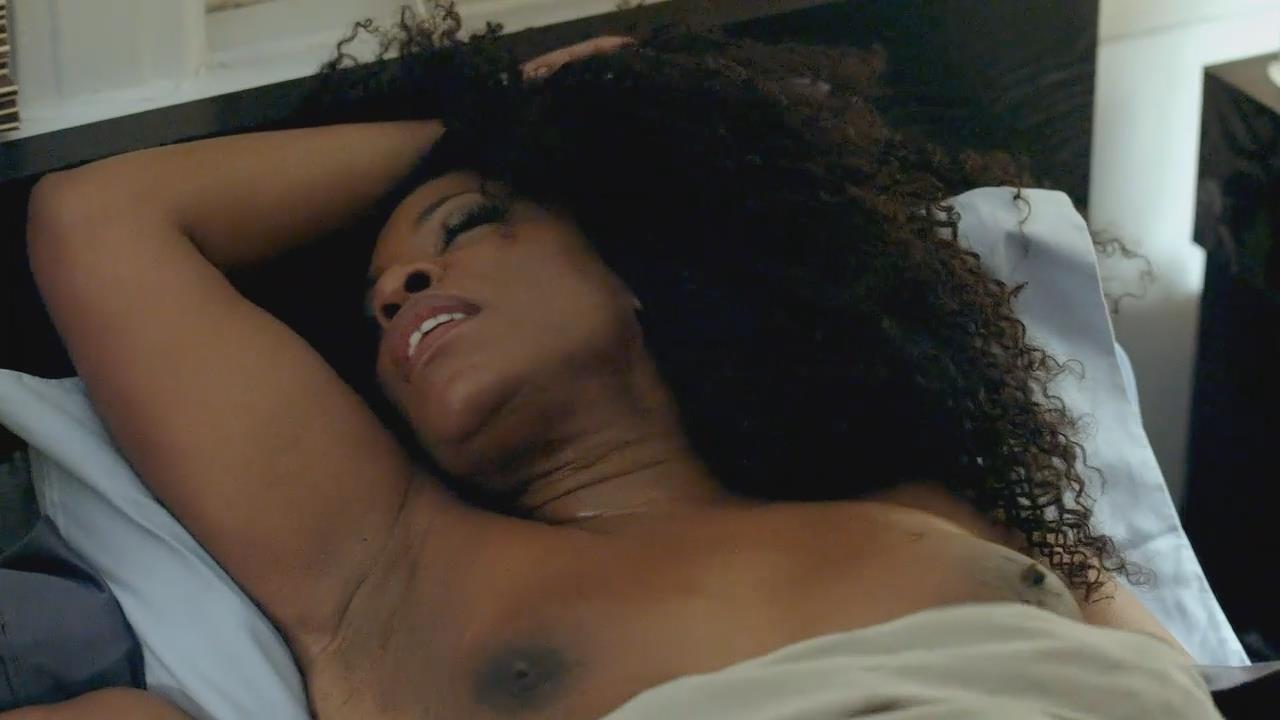 Nackt  Lorraine Toussaint Julia Richter
