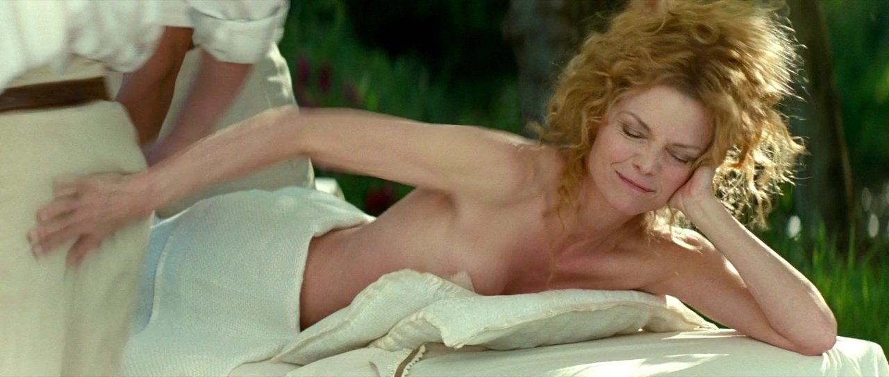 michelle pfeiffer nude