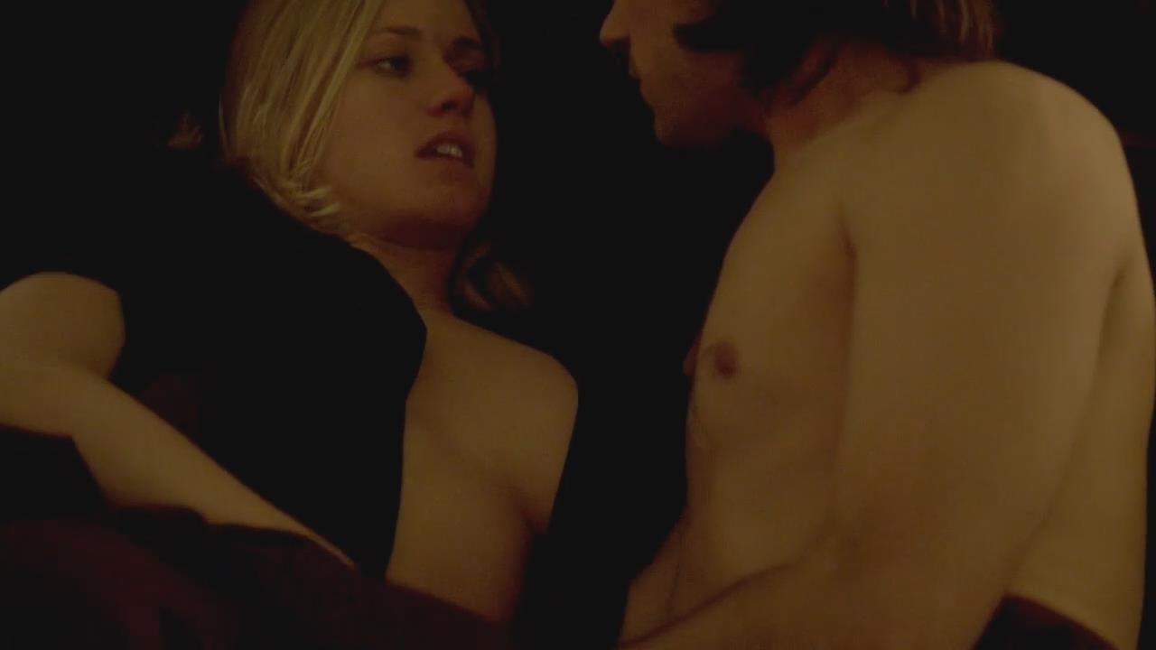 Naked Olivia Taylor Dudley in The Magicians lt ANCENSORED