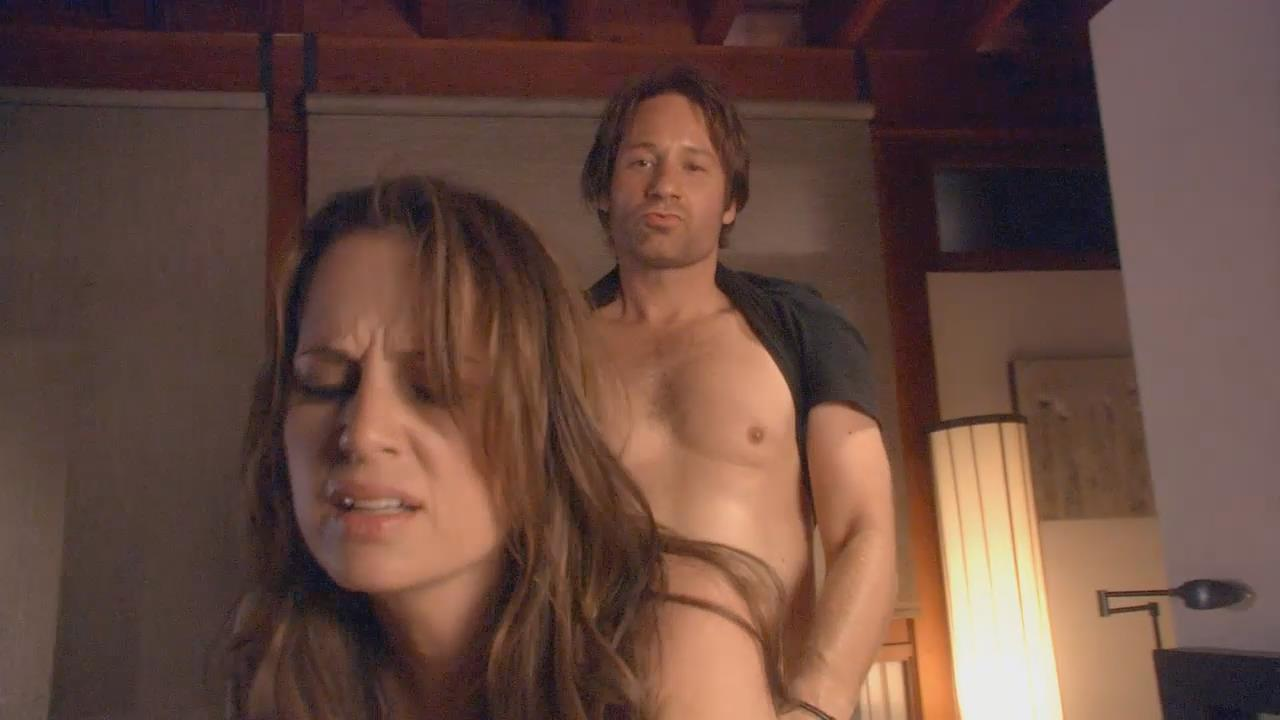 Paula Marshall Naked Californication 70