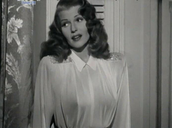 Rita Hayworth  nackt