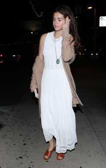 Selena Gomez Dresses 2018