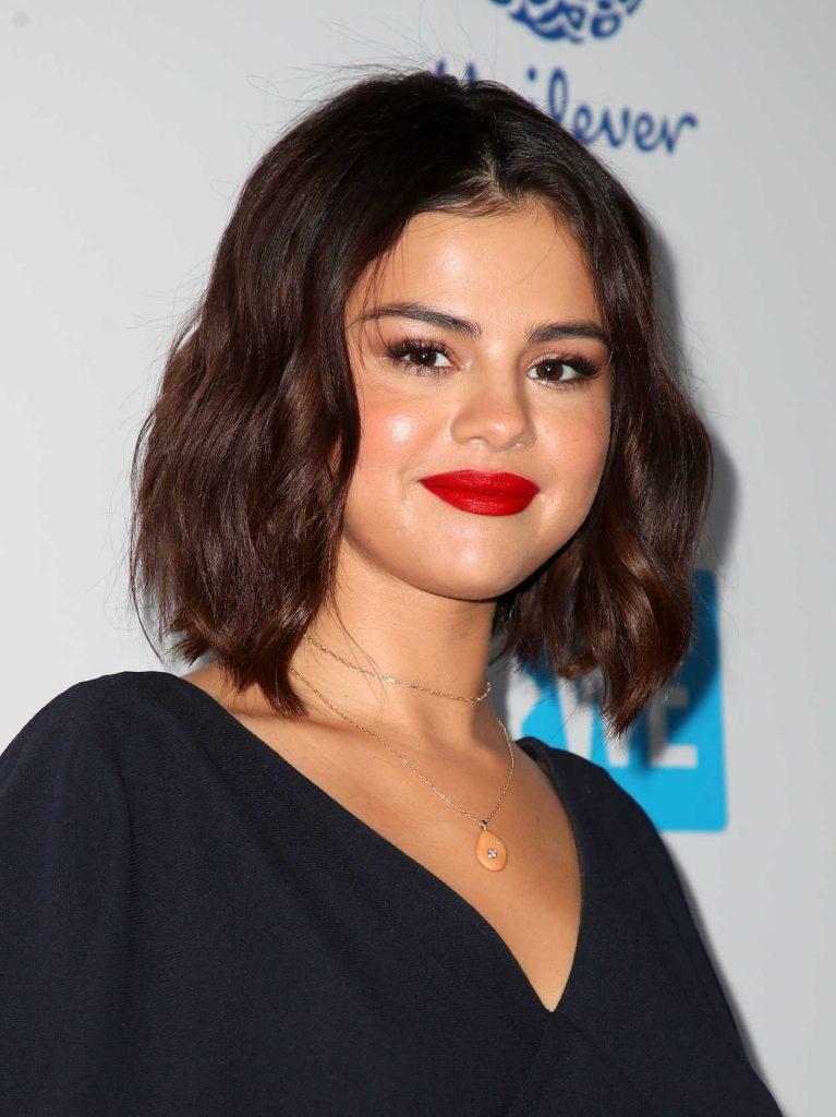 Selena Gomez At WE Day California In Los Angeles 0419