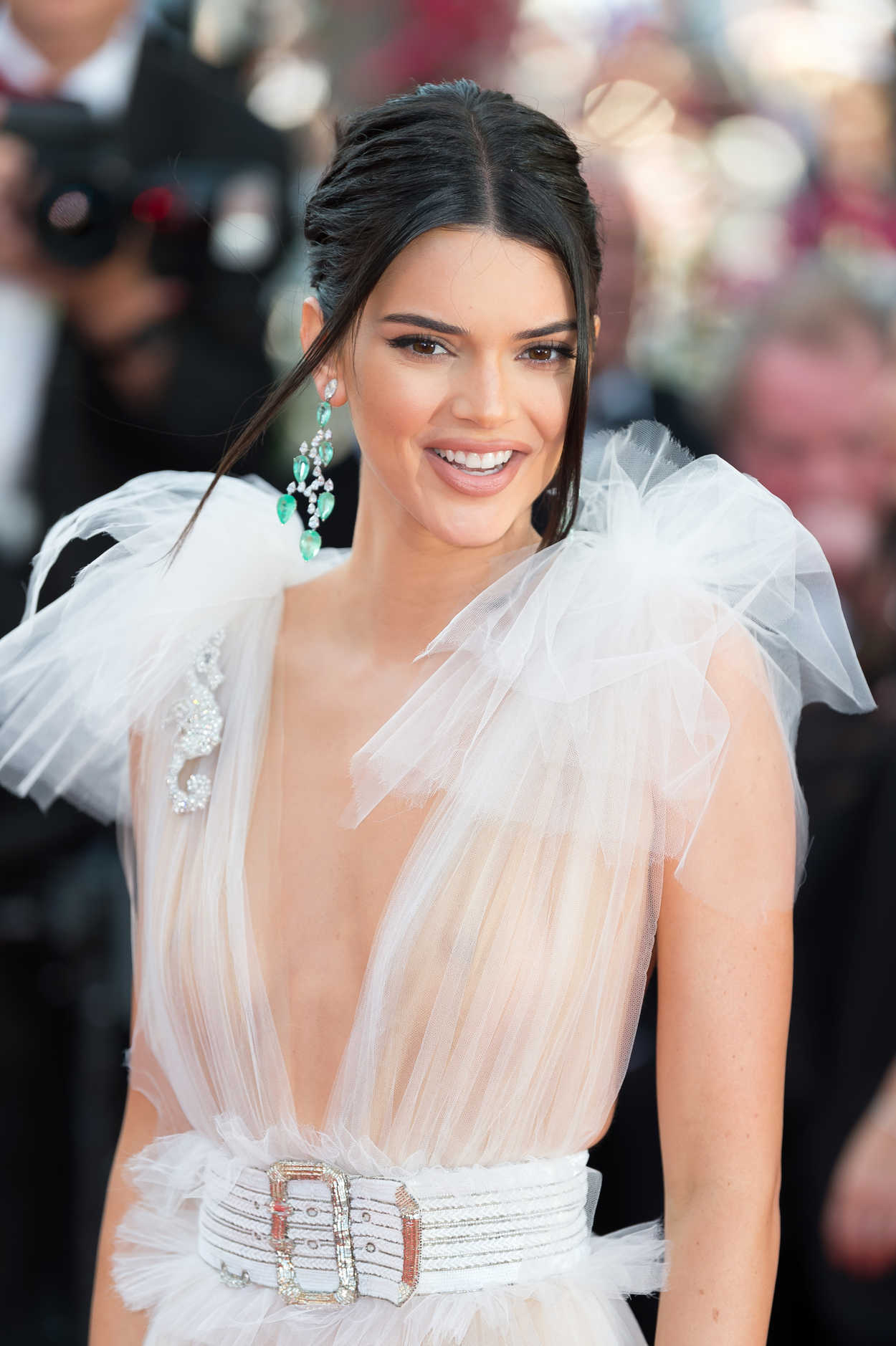 Kendall Jenner at the Girls of the Sun Premiere During the 71st Cannes Film Festival in Cannes 05/12/2018 – celebsla.com
