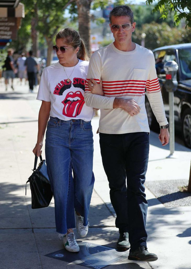 Selma Blair Was Seen Out with Boyfriend in Studio City 10
