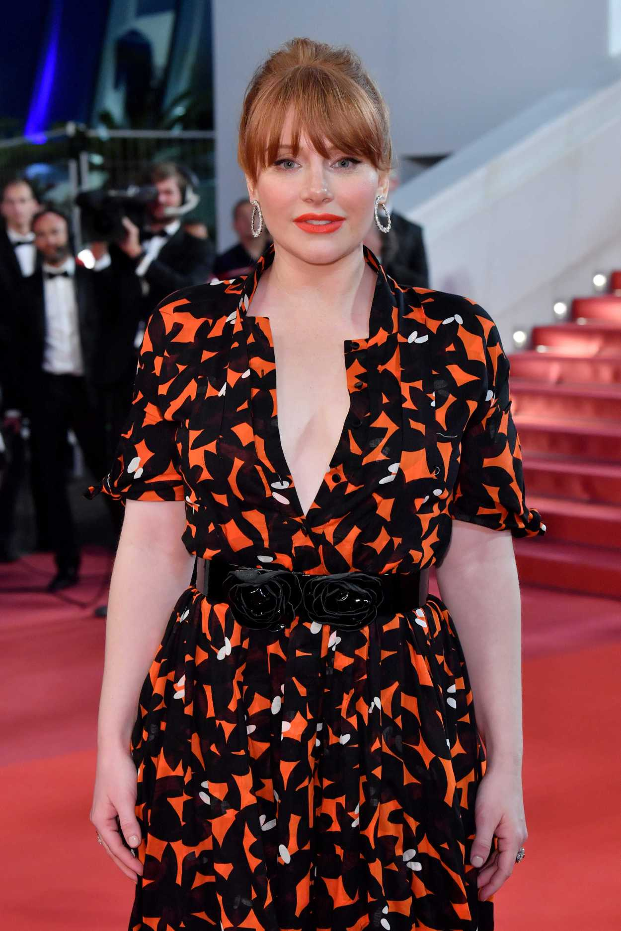 Bryce Dallas Howard Attends The Rocketman Premiere During
