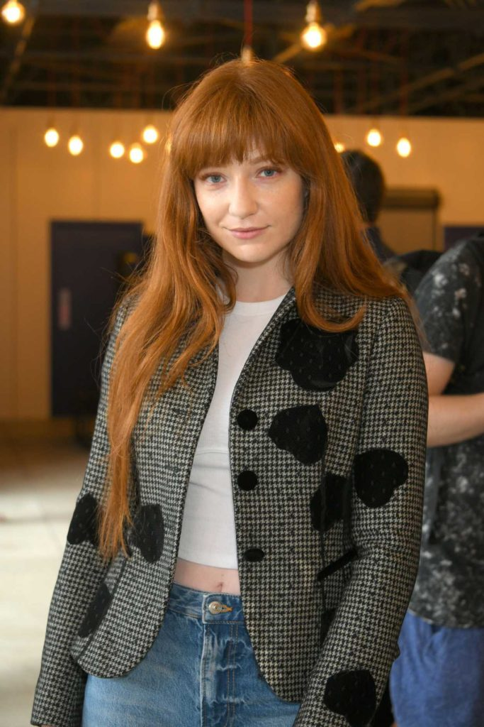 Nicola Roberts Attends The Peter Pan Press Day In London 07 27 2019 Celebsla Com