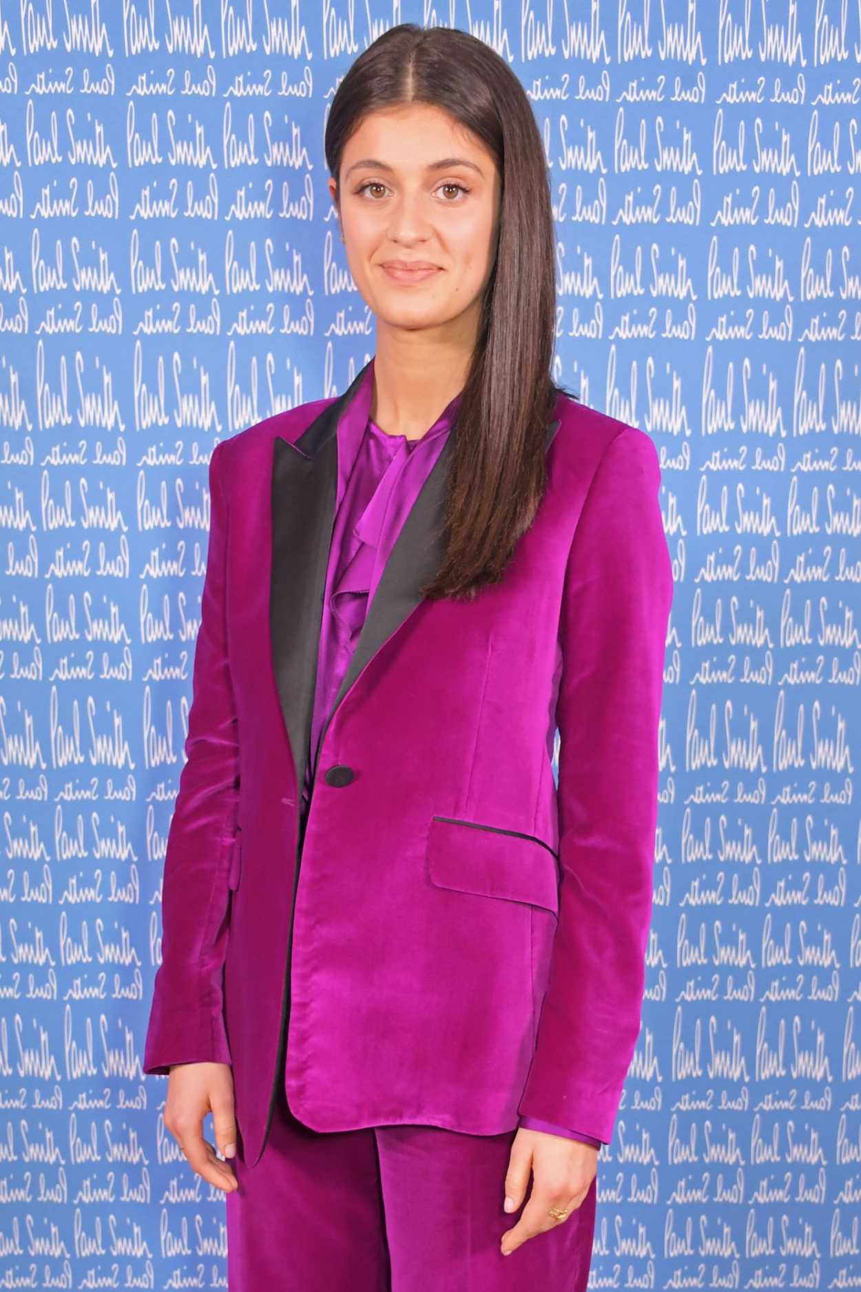 Anya Chalotra Attends The Paul Smith 50th Anniversary Show