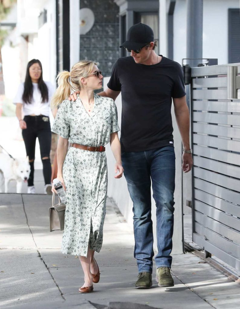 Emma Roberts Was Seen Out With Her Boyfriend In Los