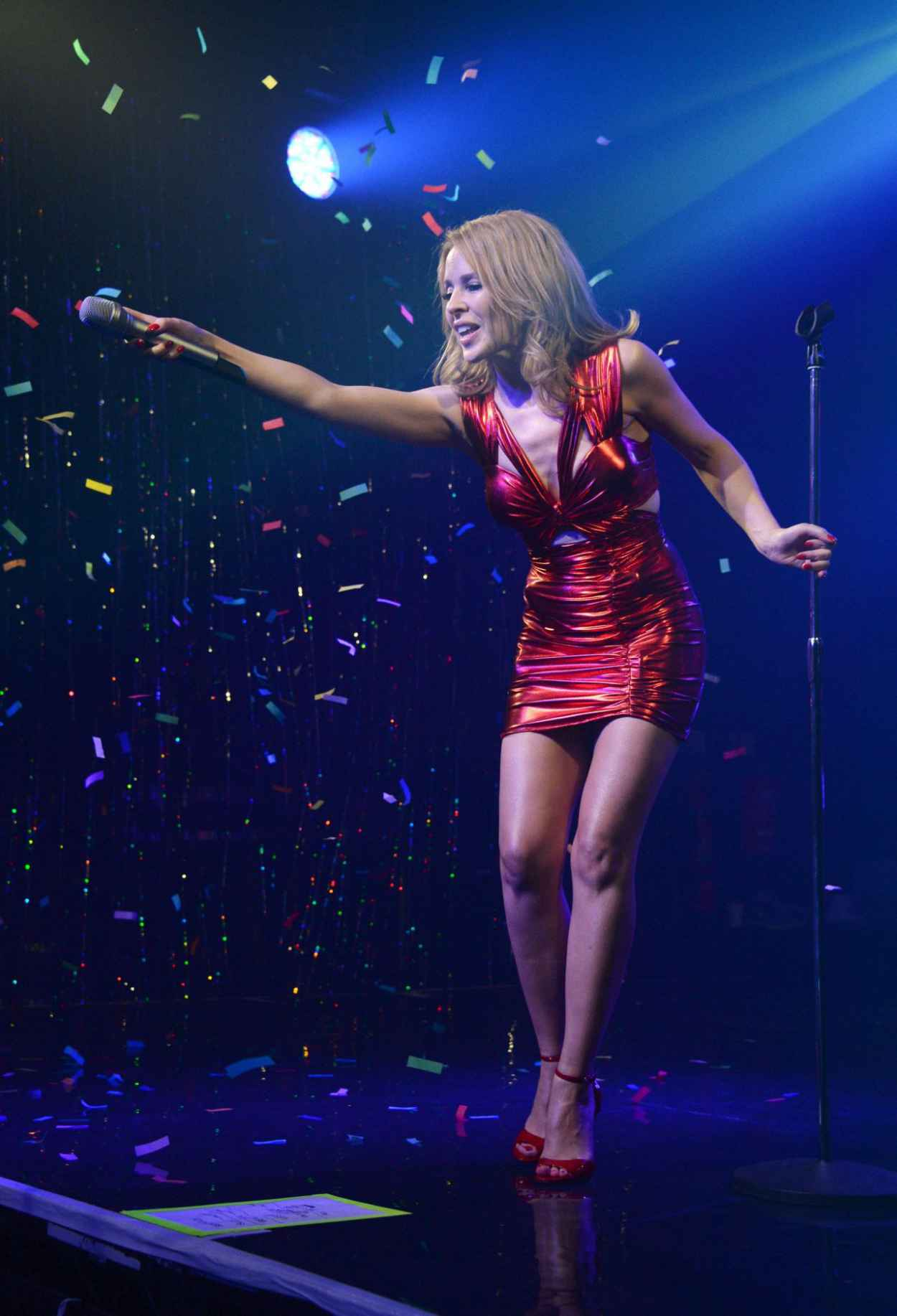 Kylie Minogue  Live At Gay In London, March 2015