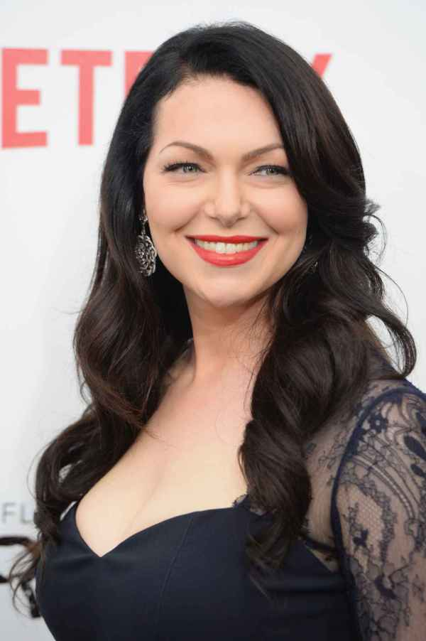 Laura Prepon Orange New Black