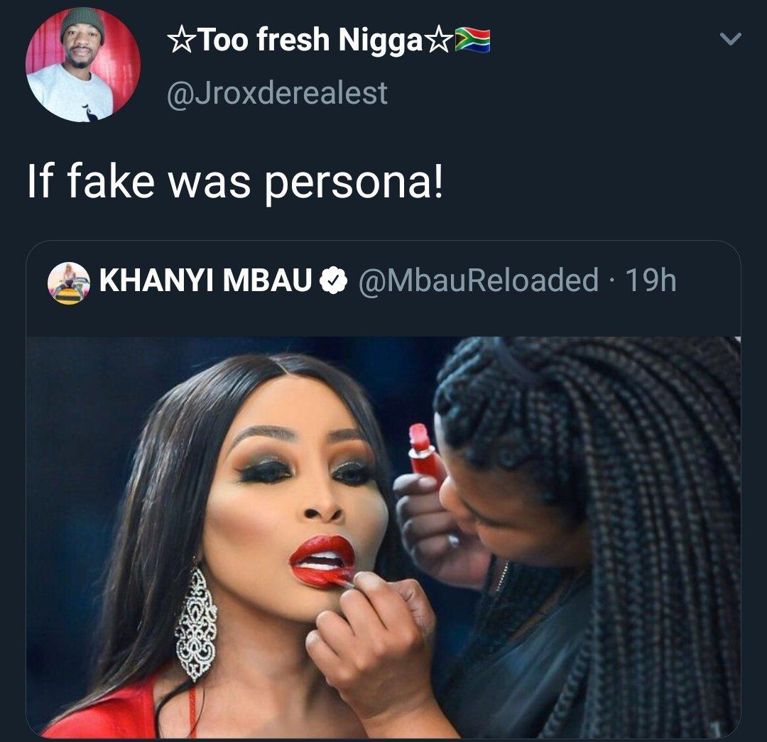 Khanyi Mbau