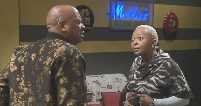 Lucy and Mrekza are engaged on Generation: The Legacy