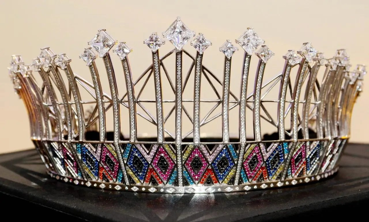 Miss South Africa crown
