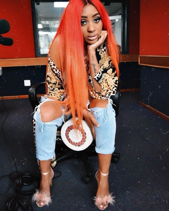 Nadia Nakai's H0T outfit Causes Chaos on Social Media – Pictures