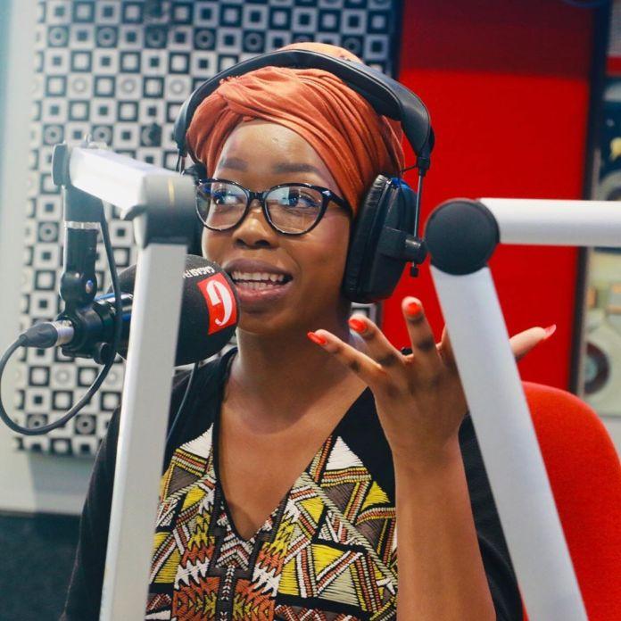 Nonjabulo Zwane walked off the air at Gagasi FM