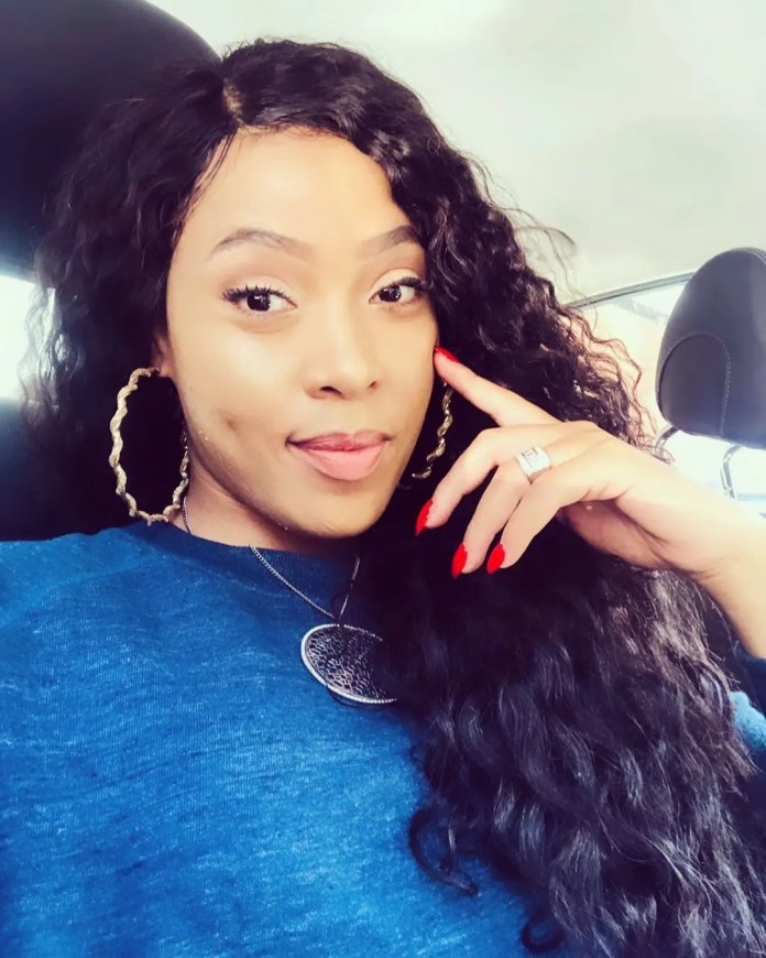 Simz Ngema makes a promise to herself: I'll make your dreams come true