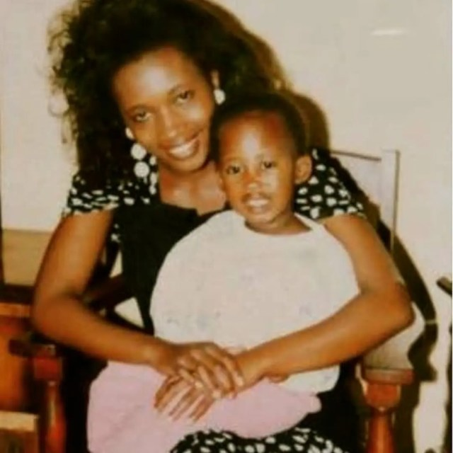 Sophie Lichaba and daughter2